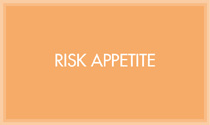 Risk appetite and tolerance