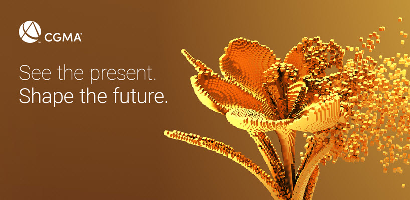 See the present. Shape the future.