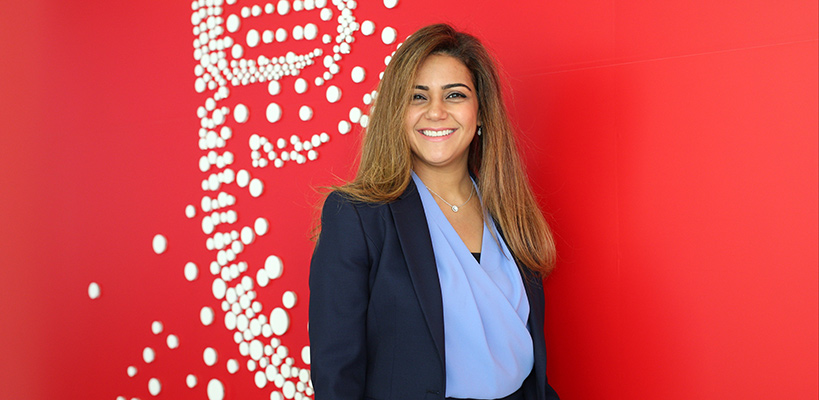Manal Al Sarraf, CPA (inactive), CGMA, head of internal audit at Batelco