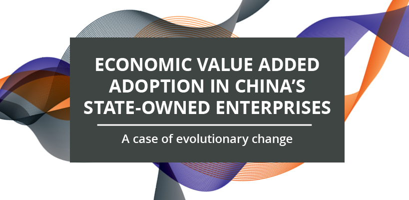 Economic value added adoption in China's state-owned enterprises