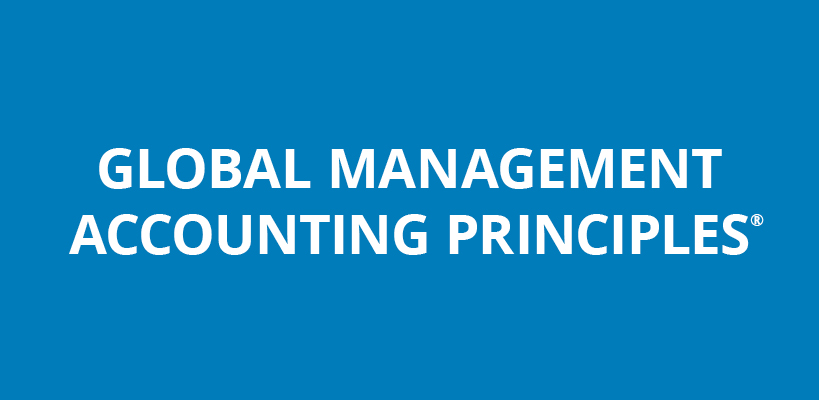 Global Management Accounting Principles