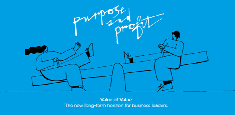 'Purpose and Profit' Value of Value: Board-level Insights