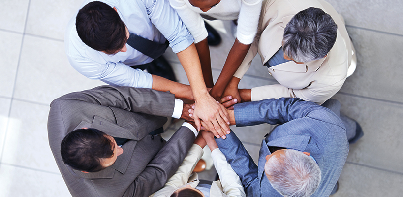 Internal trust: Building alliances from within