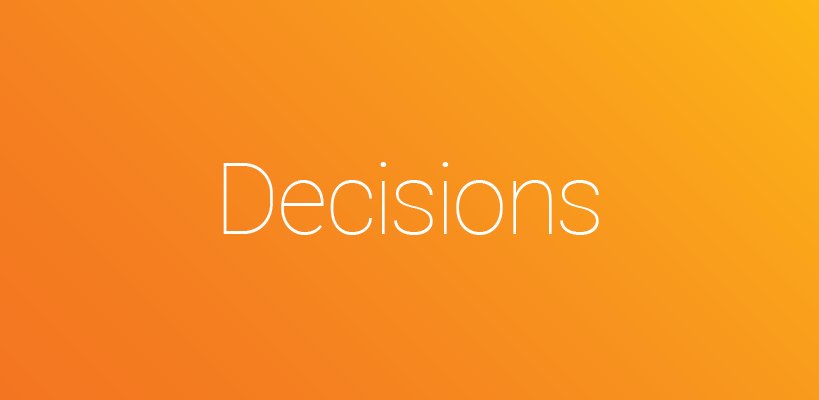 How to turn data into decisions