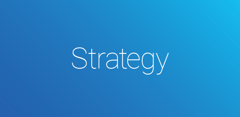 Strategy mapping tool
