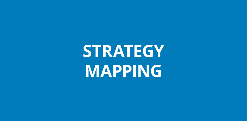 Strategy Mapping on linear transformation,