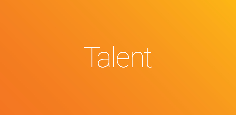 Measure the value of talent