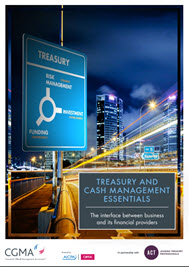 Treasury and cash management essentials cover