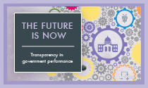 The future is now – Transparency in government performance