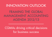 Innovation outlook: framing the global management accounting agenda 2012/13
